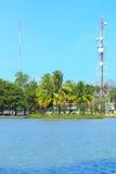 Tag in Chanthaburi Stockfoto