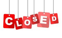 Cartoon closed sign — Stock Vector © lineartestpilot #38437221  Cartoon Closed