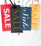 Tag da venda Imagem de Stock