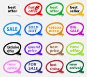 Tag da venda Imagem de Stock Royalty Free