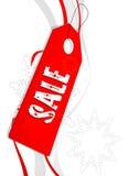 Tag das vendas Fotos de Stock Royalty Free