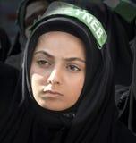 Tag der Ashura Trauerzeremonie in der Türkei lizenzfreies stockfoto