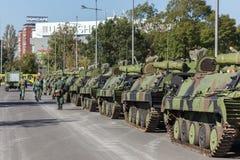 70. Tag der Befreiung von Belgrad Stockfotos