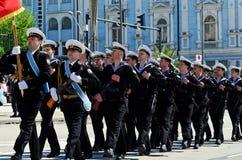 Tag der bulgarischen Armee Stockbilder