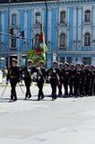 Tag der bulgarischen Armee Lizenzfreies Stockfoto