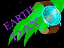 Tag der Erde-Bild Lizenzfreies Stockfoto