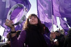Tag der Frauen Lizenzfreies Stockbild