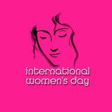 Tag der Frauen Stockbild