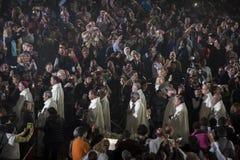 Tag der Jungfrau von Guadalupe Lizenzfreie Stockfotografie