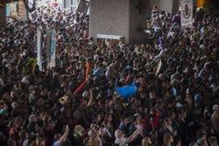 Tag der Jungfrau von Guadalupe Lizenzfreie Stockfotos