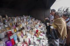 Tag der Jungfrau von Guadalupe Stockfoto