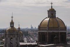 Tag der Jungfrau von Guadalupe Stockfotografie