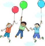 Tag der Kinder lizenzfreie abbildung