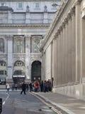Tag der offenen Tür London Stockfotos