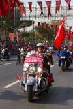 Tag der Republik von die Türkei-Feiern Lizenzfreie Stockfotografie