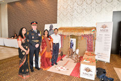 Tag der Republik von Indien-Feiern Stockbilder