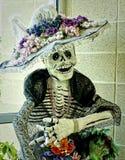 Tag der Toten Stockbild