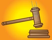 Tag des Jüngsten Gerichtes lizenzfreie abbildung