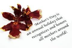 Tag des Mutter Lizenzfreie Stockfotos