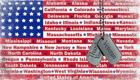 Tag des Veterans Lizenzfreie Stockbilder