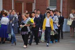 Tag des Wissens Erster Tag der Schule Stockfoto