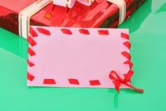 Tag do cartão Fotos de Stock
