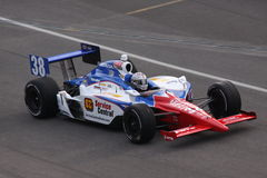 Tag Graham-Rahal Indianapolis 500 Pole Indy 2011 Stockbilder