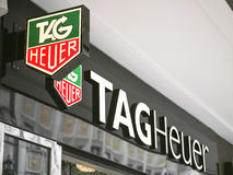Tag Heuer Royalty Free Stock Images