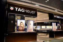 TAG Heuer Royalty Free Stock Image
