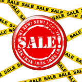 Tag sale Royalty Free Stock Photos