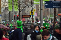 TAG ST. PATRICKS Stockbild