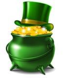 Tag St. Patricks vektor abbildung