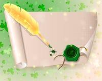 Tag St. Patricks Lizenzfreies Stockbild