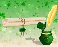 Tag St. Patricks Lizenzfreie Stockbilder
