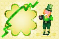 Tag Str.-Patricks Stockfoto