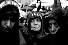 Tag von Ashura in Istanbul Stockfotografie