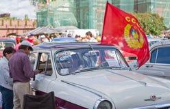 Tag von Russland in Tula Lizenzfreie Stockfotografie