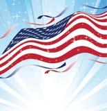 Tag von Unabhängigkeit Lizenzfreies Stockbild
