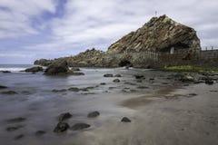 Taganana. Beach in Tenerife Island Stock Photography