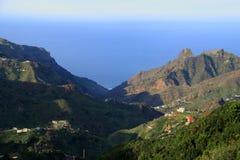 Taganana em Tenerife Fotos de Stock