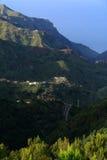Taganana em Tenerife Foto de Stock