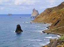 Taganana, Tenerife Royalty Free Stock Photo