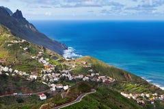 Taganana Village, Tenerife Stock Images
