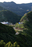Taganana w Tenerife Obrazy Royalty Free