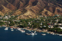 Taganga, Colombia Royalty Free Stock Photography