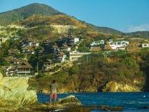 Taganga Landscape and Architecture Stock Photos