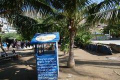 Taganga-Strand, Santa Marta lizenzfreies stockfoto