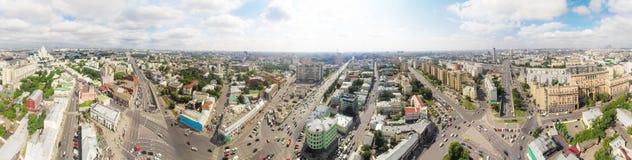 Taganskaya intersection Stock Photography