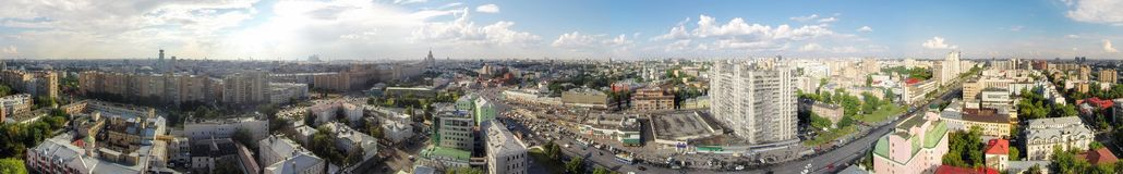 Tagansky district Royalty Free Stock Photos