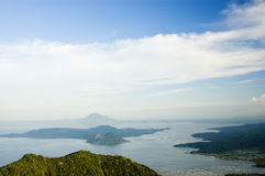 Tagaytay royalty free stock photography